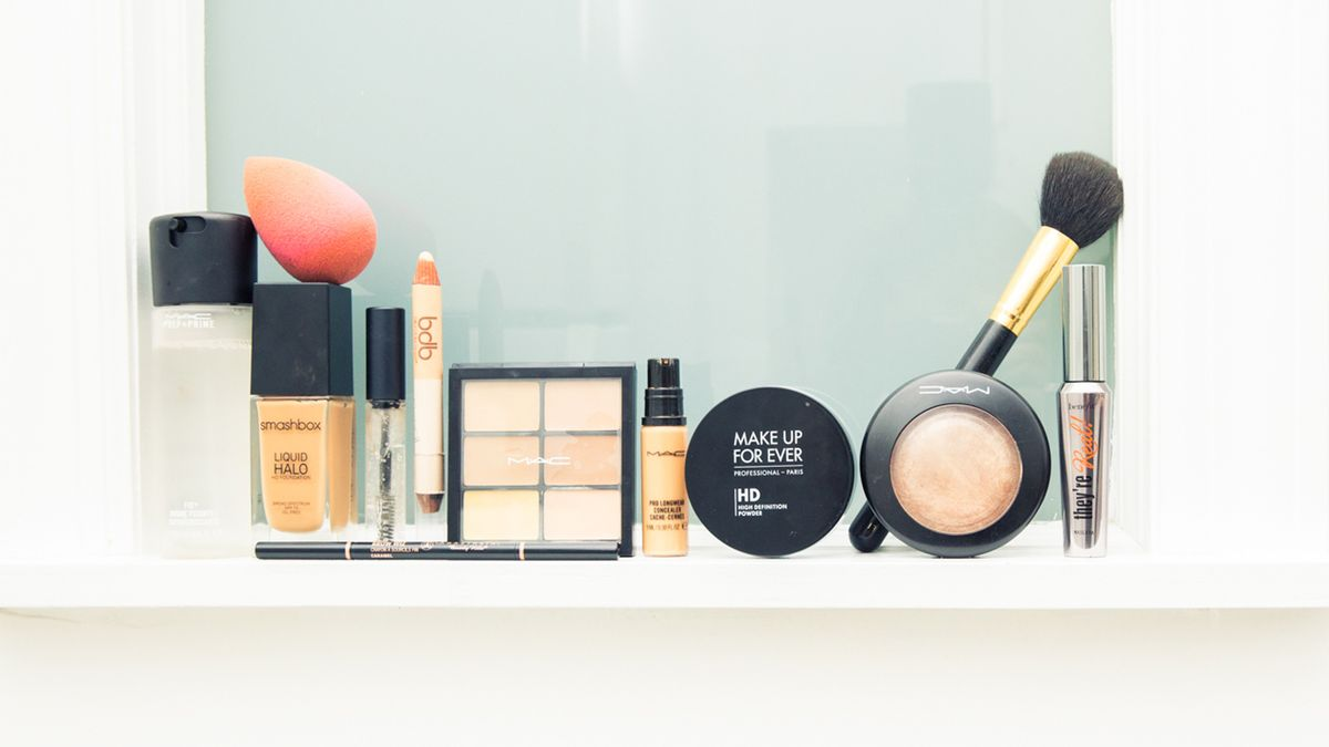 coveteur editors go-to makeup products for summer glow