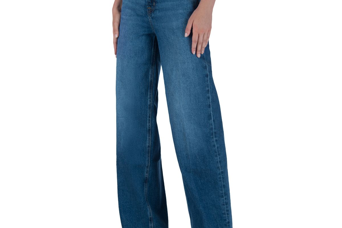 j brand elsa monday jean in sustainable workday blue