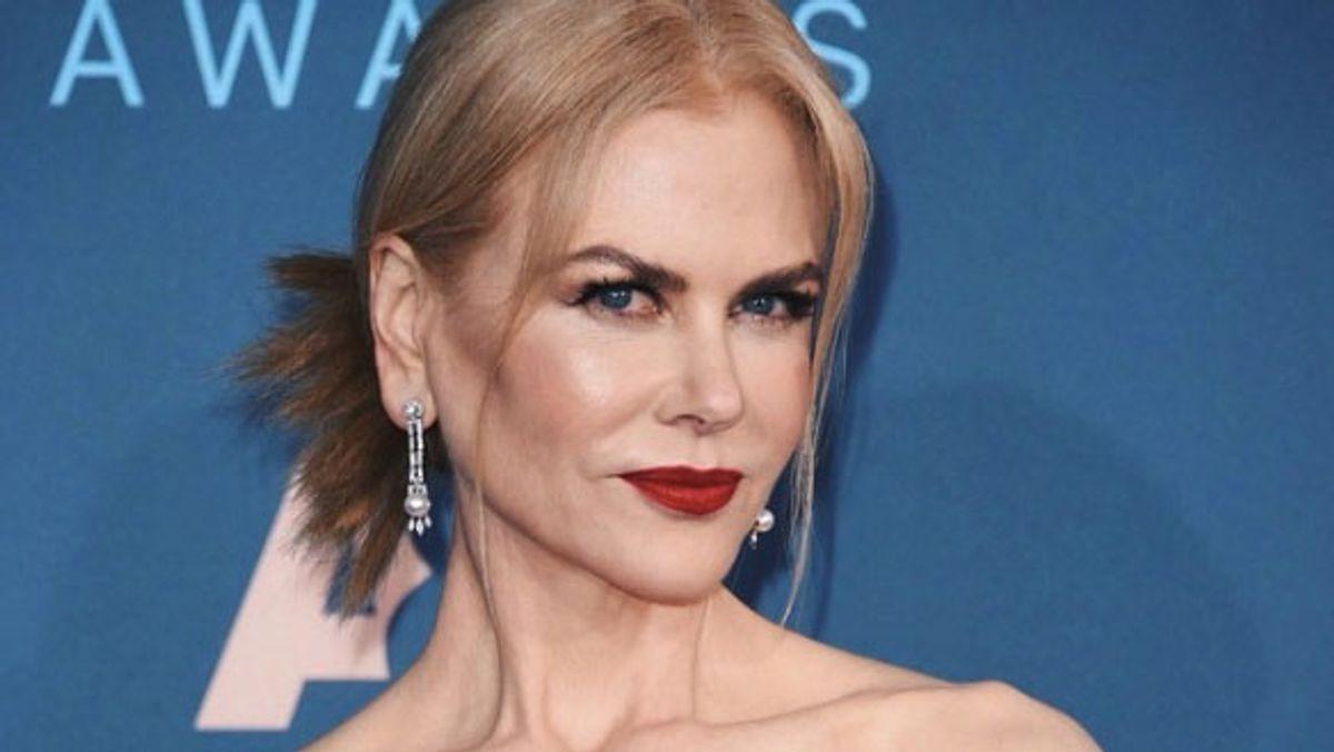 Is It Just Us, or Did Nicole Kidman Look Amazing Last Night?