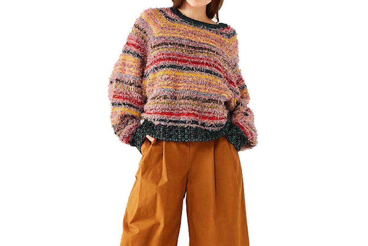 Silence + Noise Party Yarn Dolman Sweater