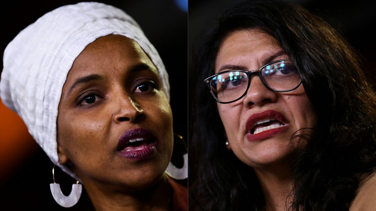 why two congresswomen are barred from israel