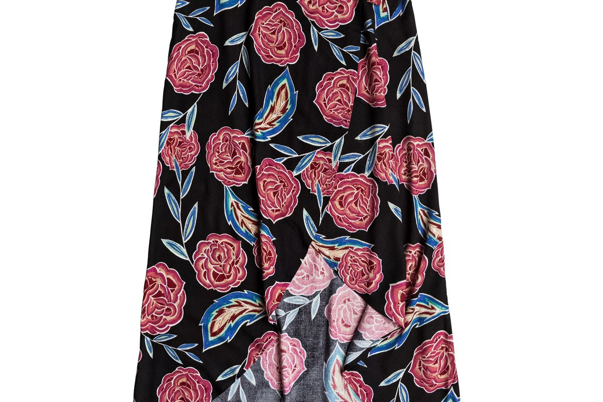 Missing You Wrap Skirt