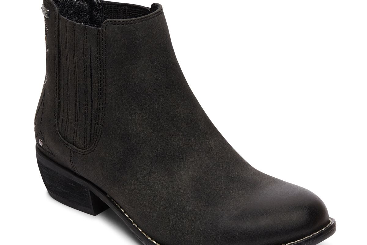 Paso Heeled Ankle Boots