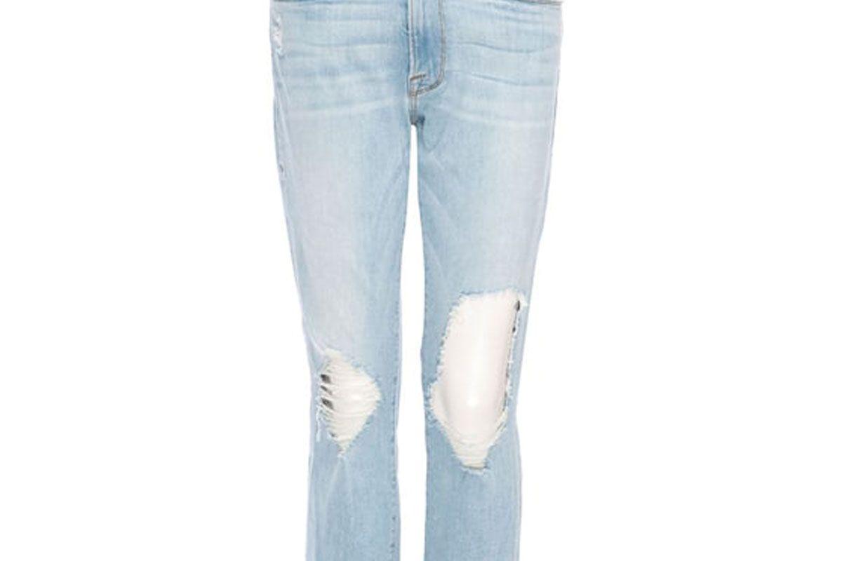 Good Cuts Ripped Boyfriend Jeans