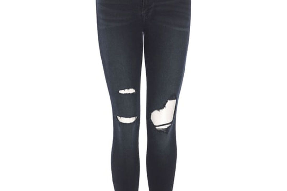 Good Legs Ripped Skinny Jeans