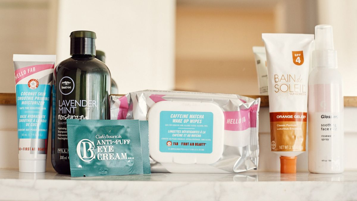 ingredients to treat common skin care issues