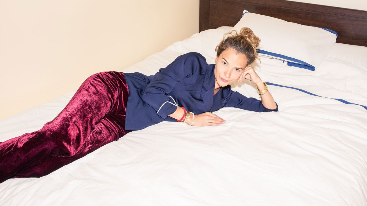 How to Wear Pajamas Outside the House