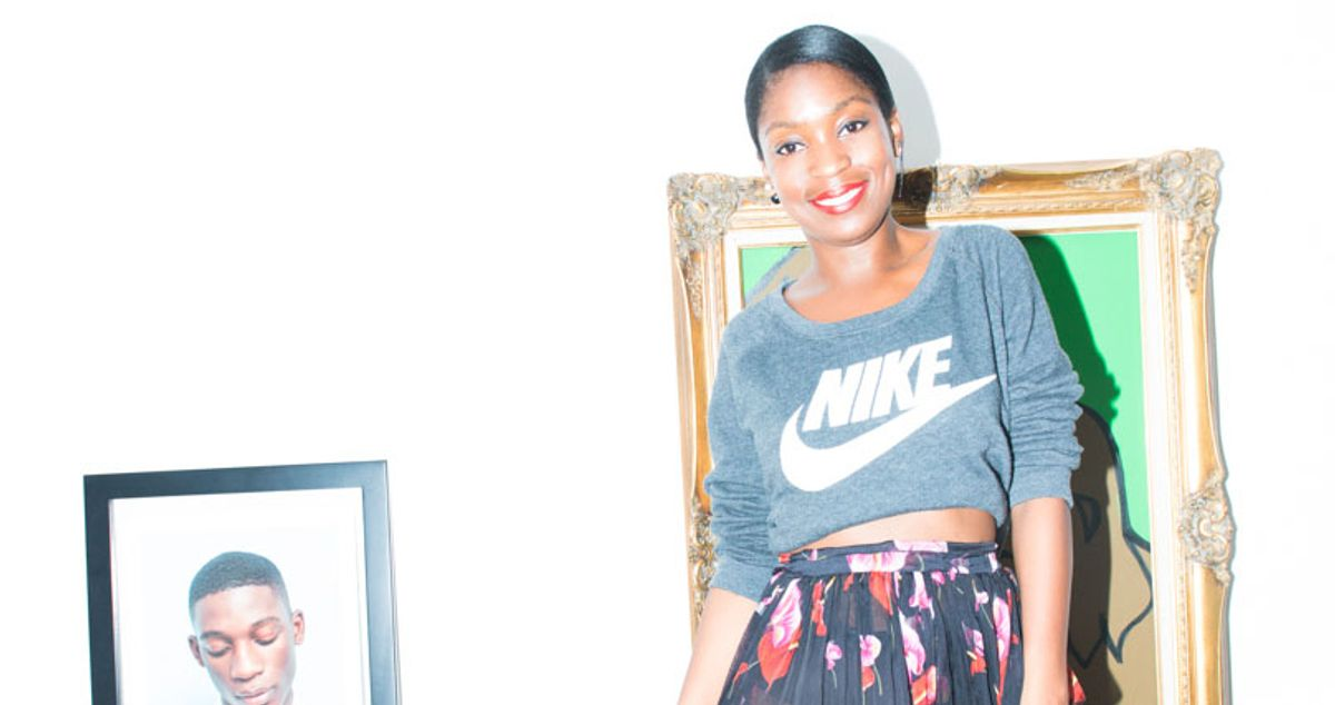 Fashion Editor Rajni Jacques on Maternity Style