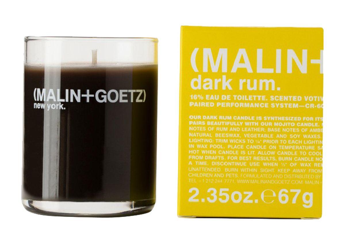 Dark Rum Votive Candle