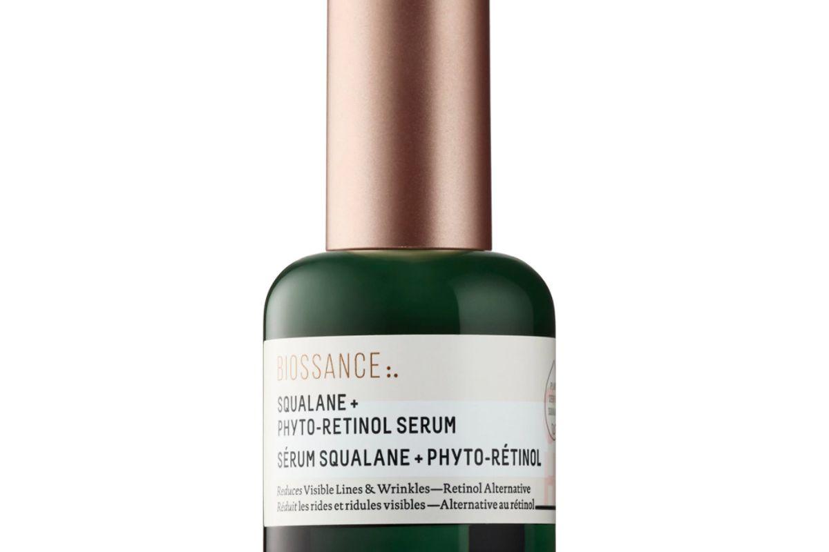 biossance squalane phyto retinol serum