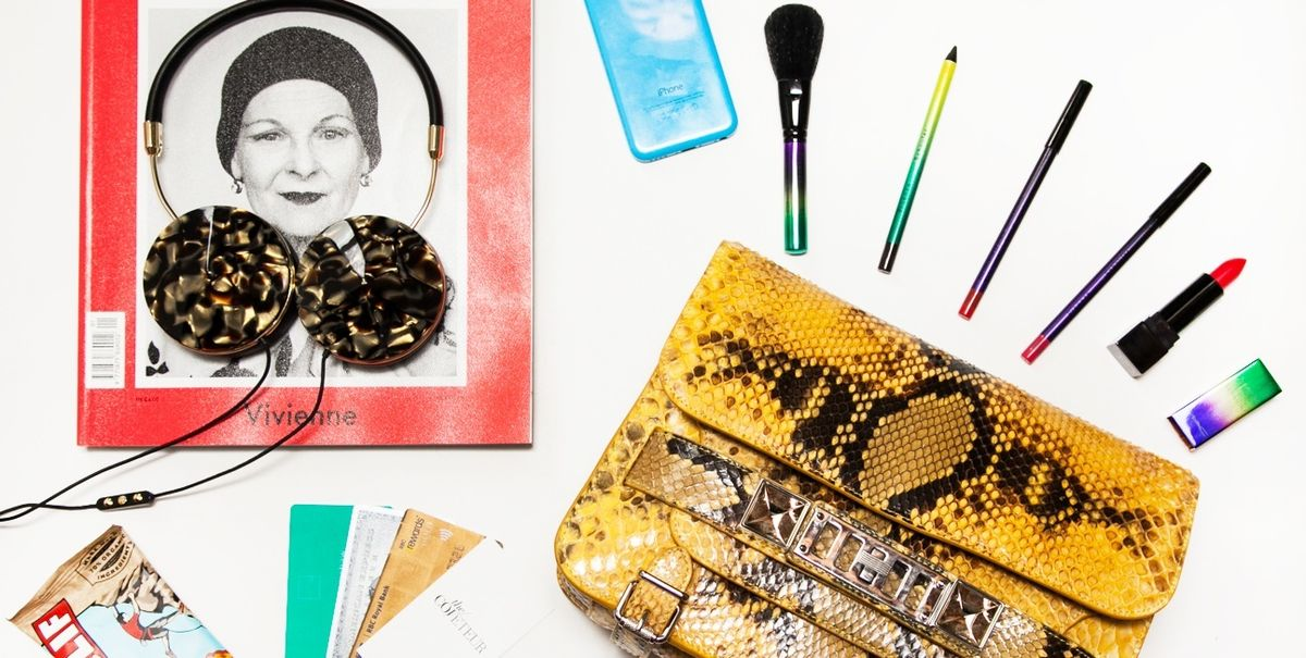 Primping with Proenza