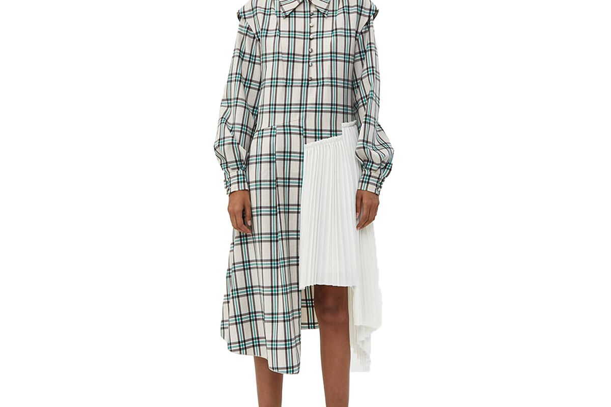 andersson bell olivia flair shirt dress