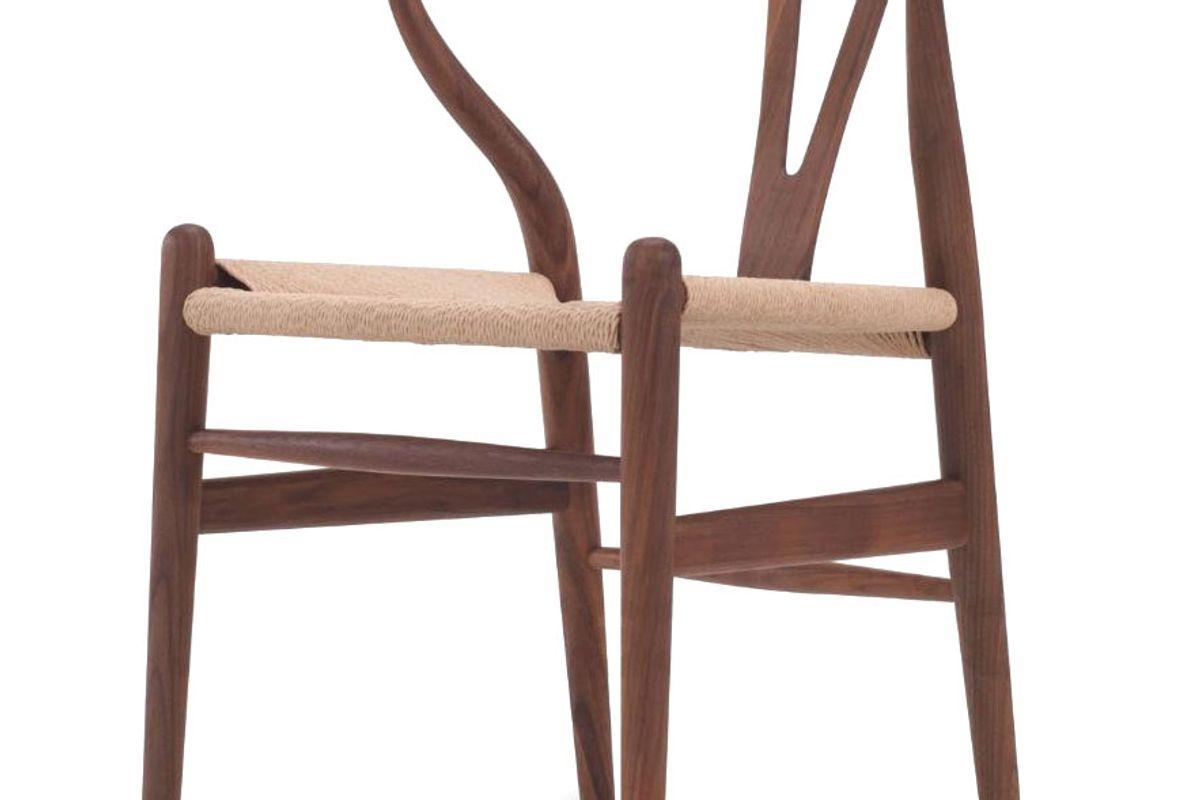 onske wishbone y chair hans wegner style
