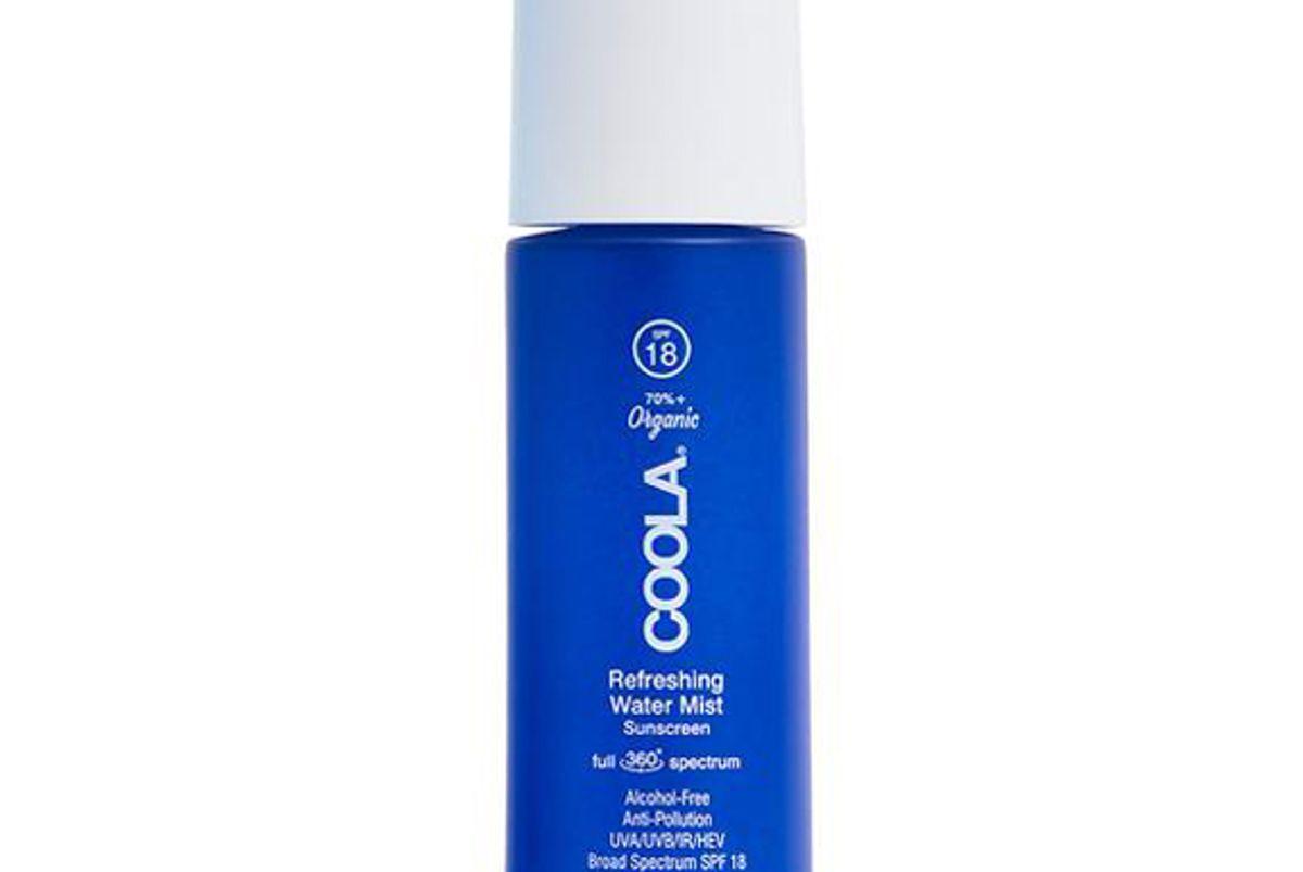 coola full spectrum 360 refreshing water mist organic face sunscreen spf 1