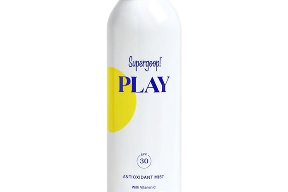 supergoop play antioxidant mist spf 30 with vitamin c