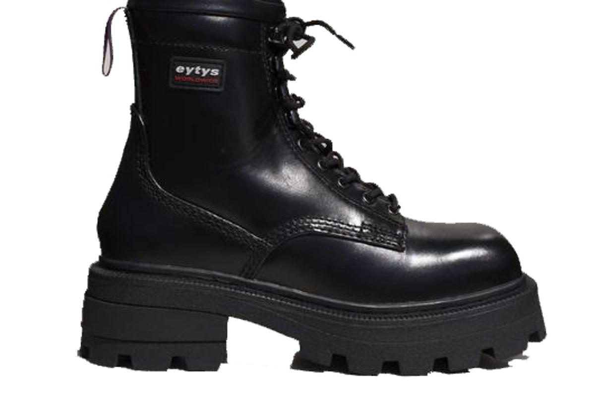 eytys michigan lace up platform boot