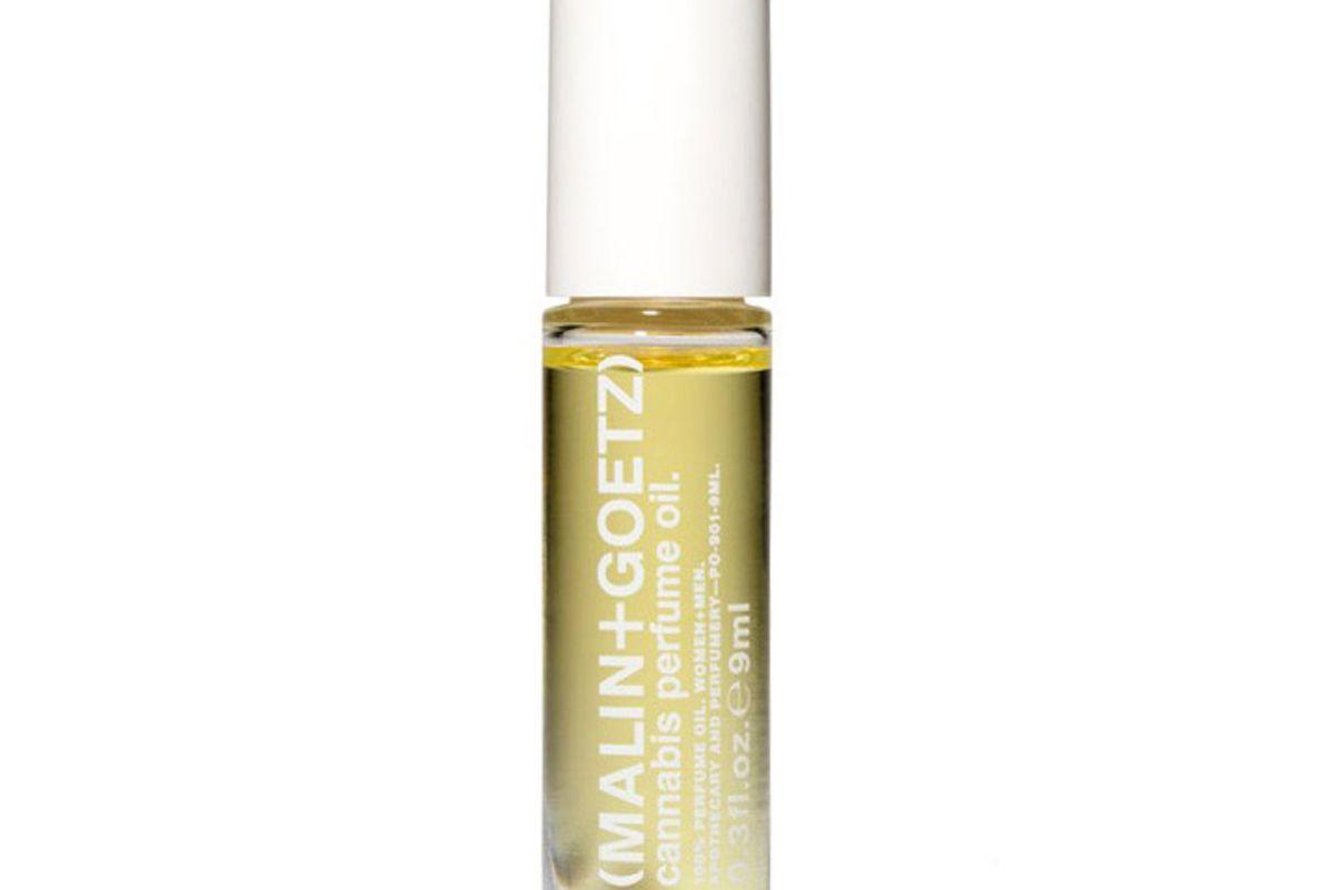 malin goetz cannabis perfume oil