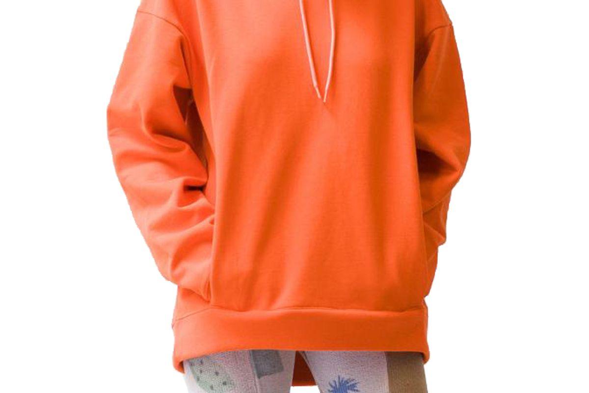 martine rose classic hoodie