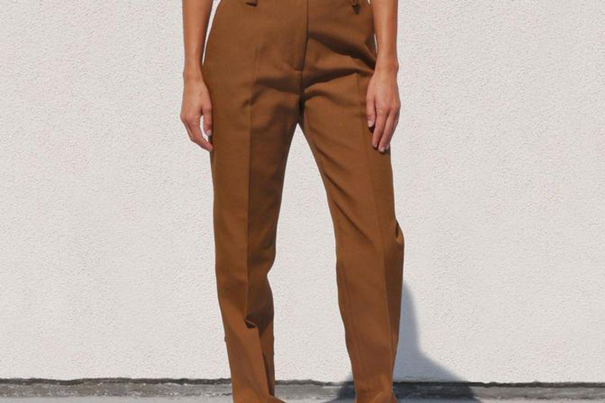 wales bonner dub tailor trousers