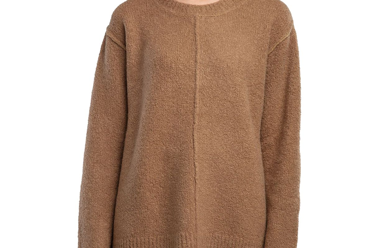 the row annegret sweater