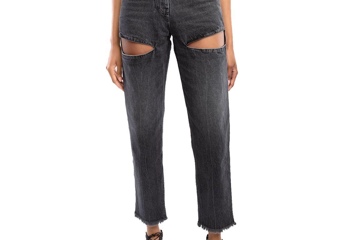 beau souci atar cutout jeans