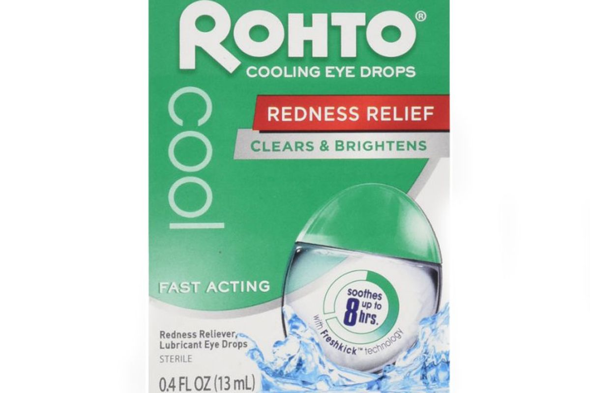 Cool Redness Relief Eye Drops