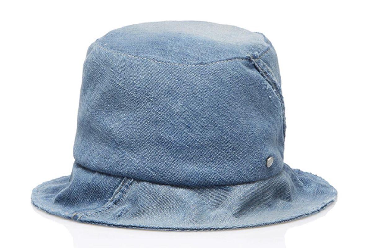 Fredo Denim Hat