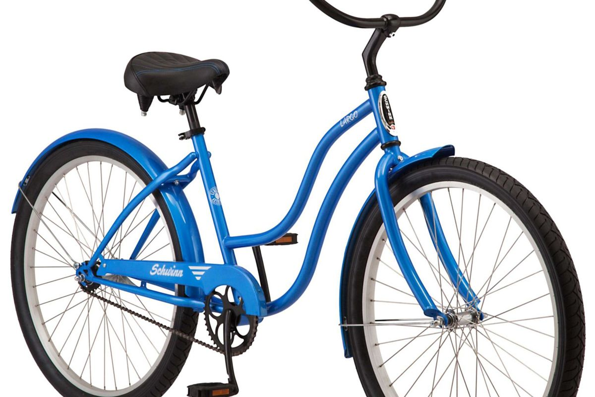 schwinn womens largo 26 inches cruiser bike