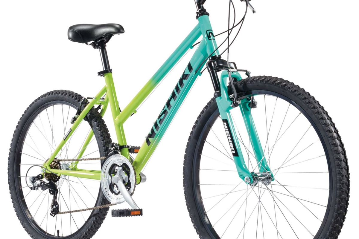 nishiki womens pueblo 26 inch mountain bike