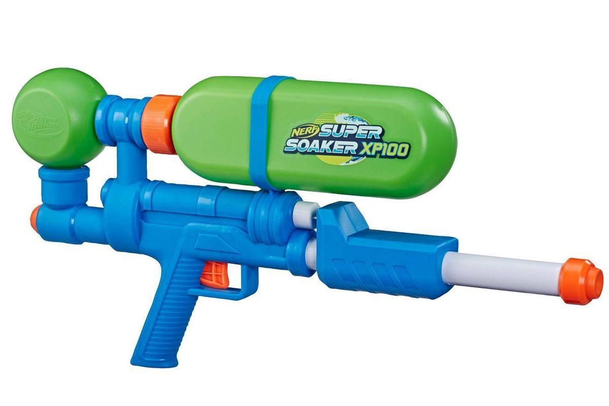 nerf super soaker xp100 water balster