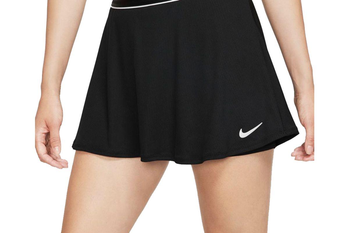 nike nikecourt dri fit womens tennis skirt