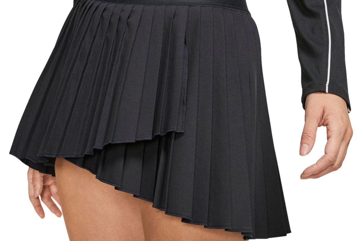 nike womens nikecourt victory tennis skirt