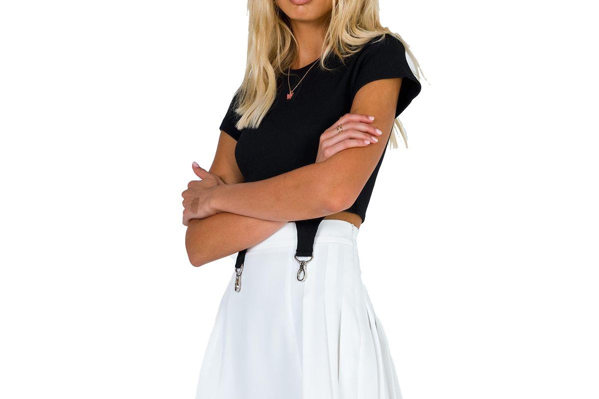 princess polly rosella mini skirt