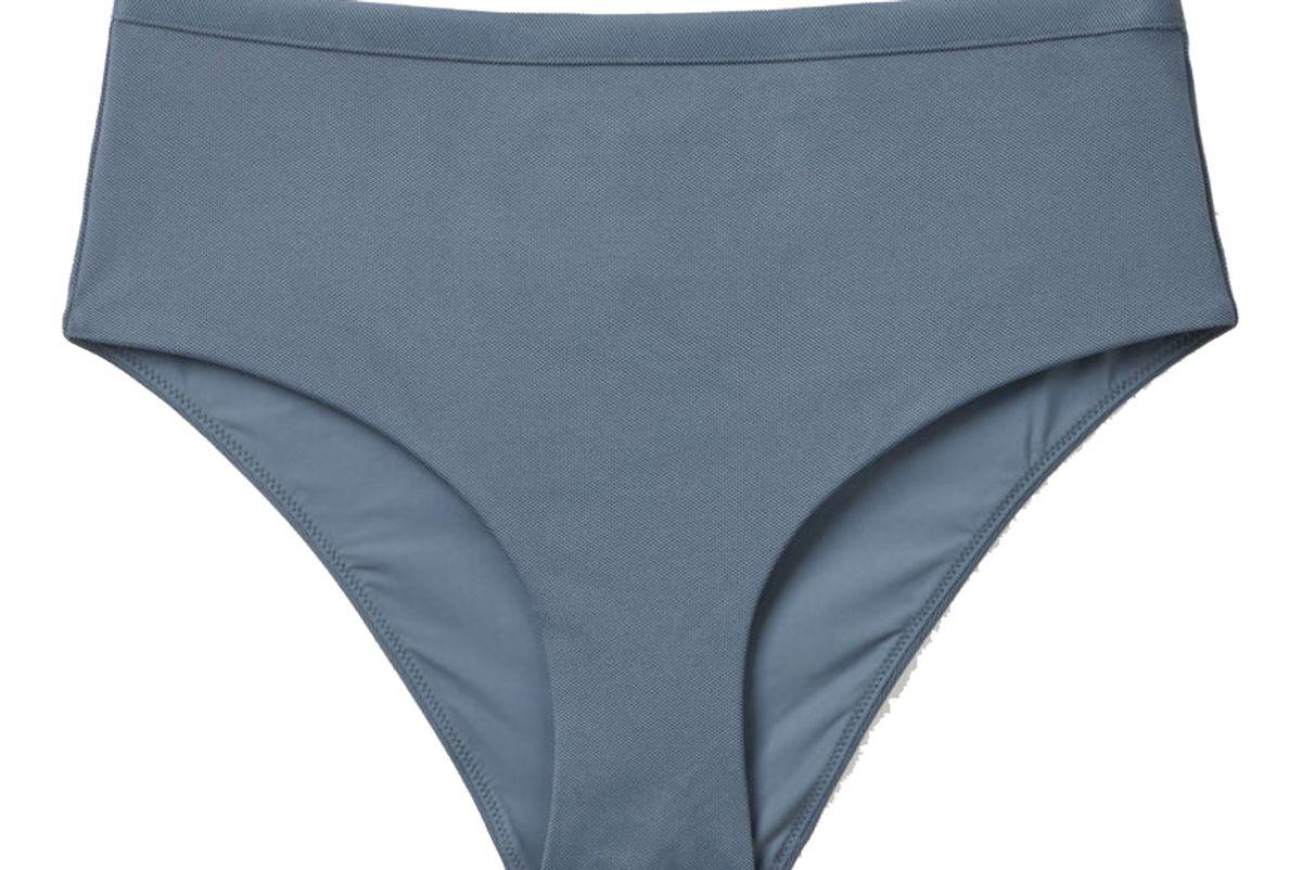 cos pique bikini bottoms