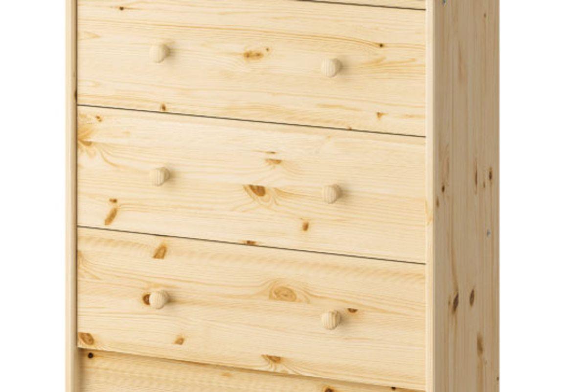 ikea rast 3-drawer chest