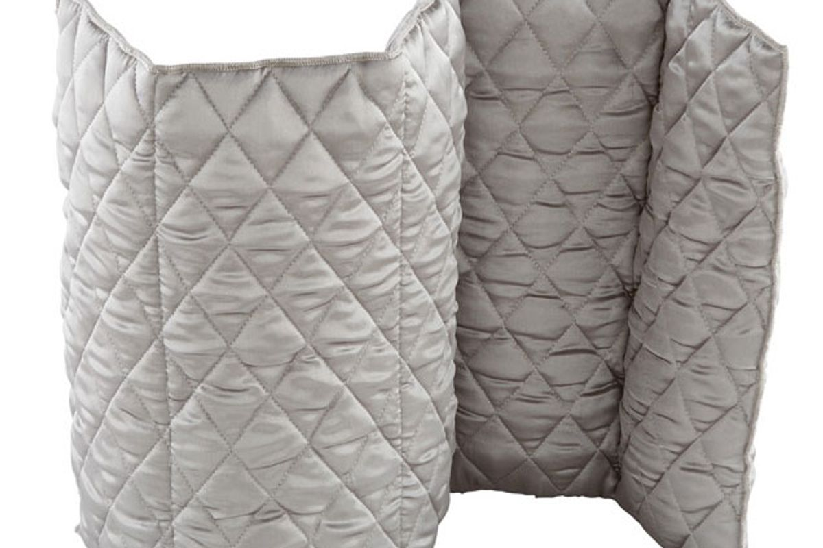 container store innies quilted purse shapers