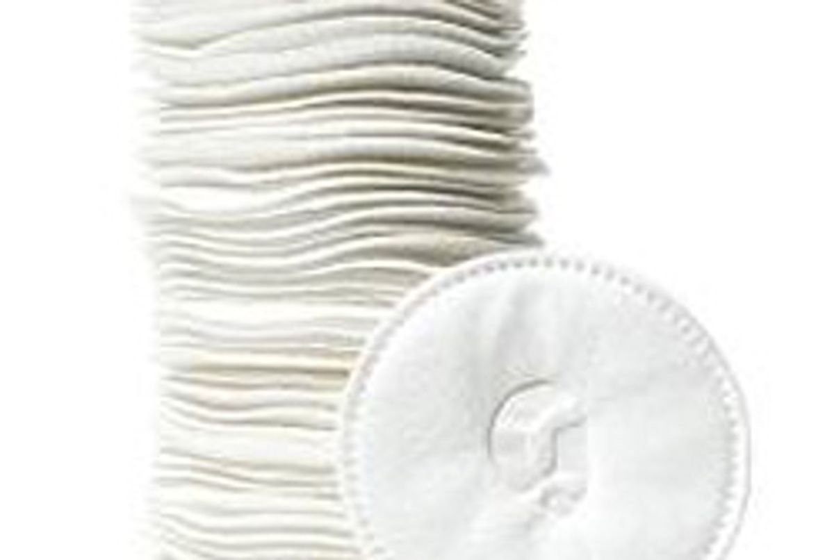 glossier cotton rounds