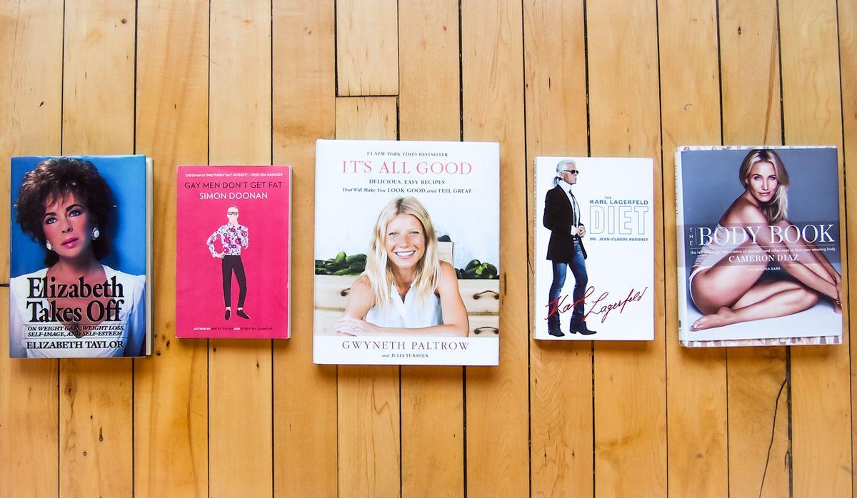 Battle of the Celebrity Diet Books
