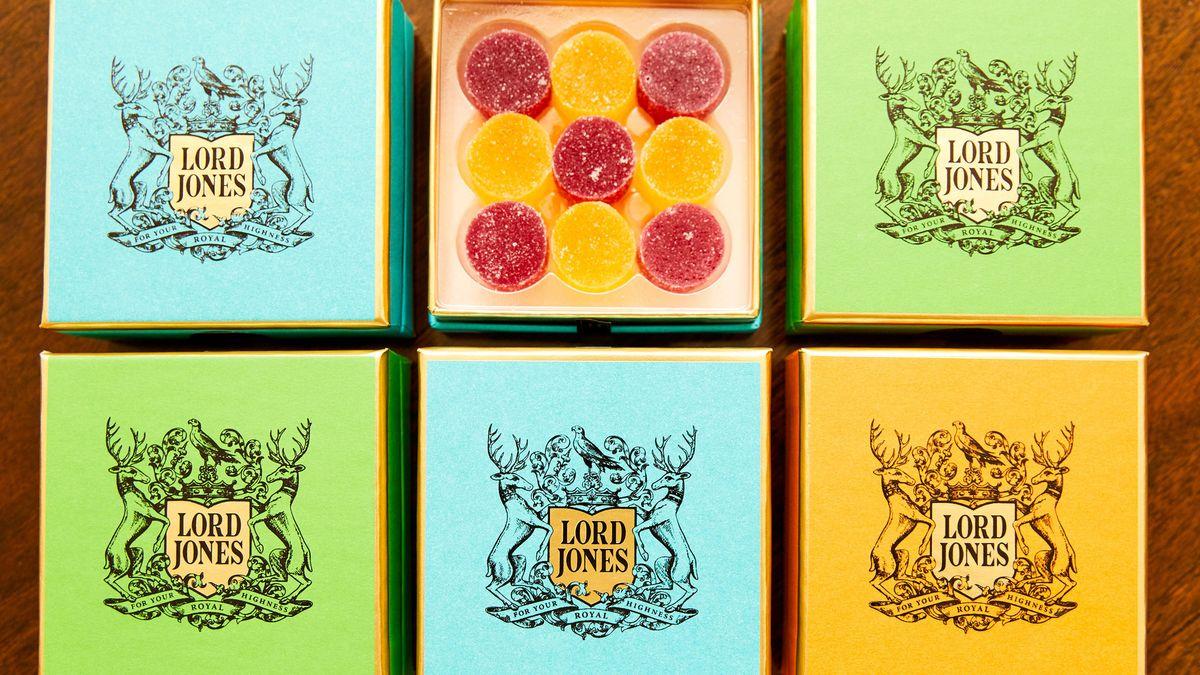lord jones cannabis candy