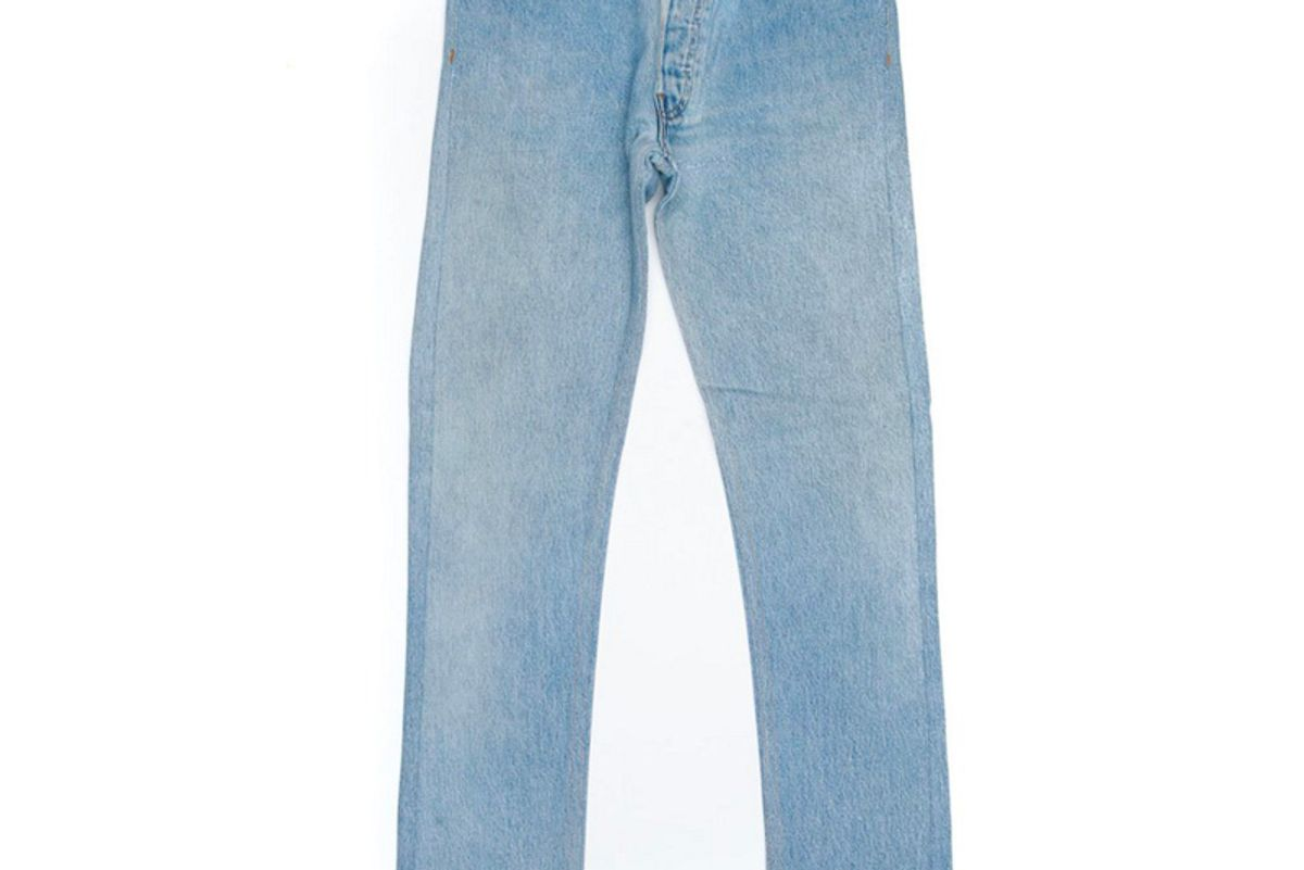 NO. 23SS185614 Straight Skinny Jeans