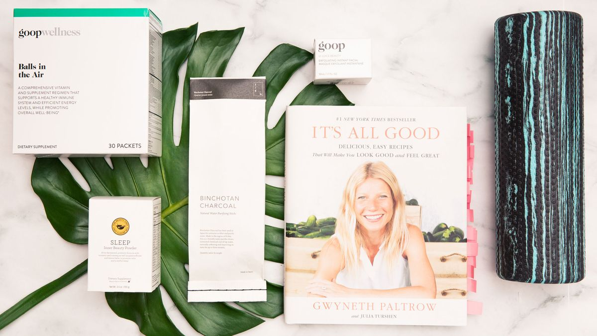 editor tests goop products and gwyneth paltrow lifestyle