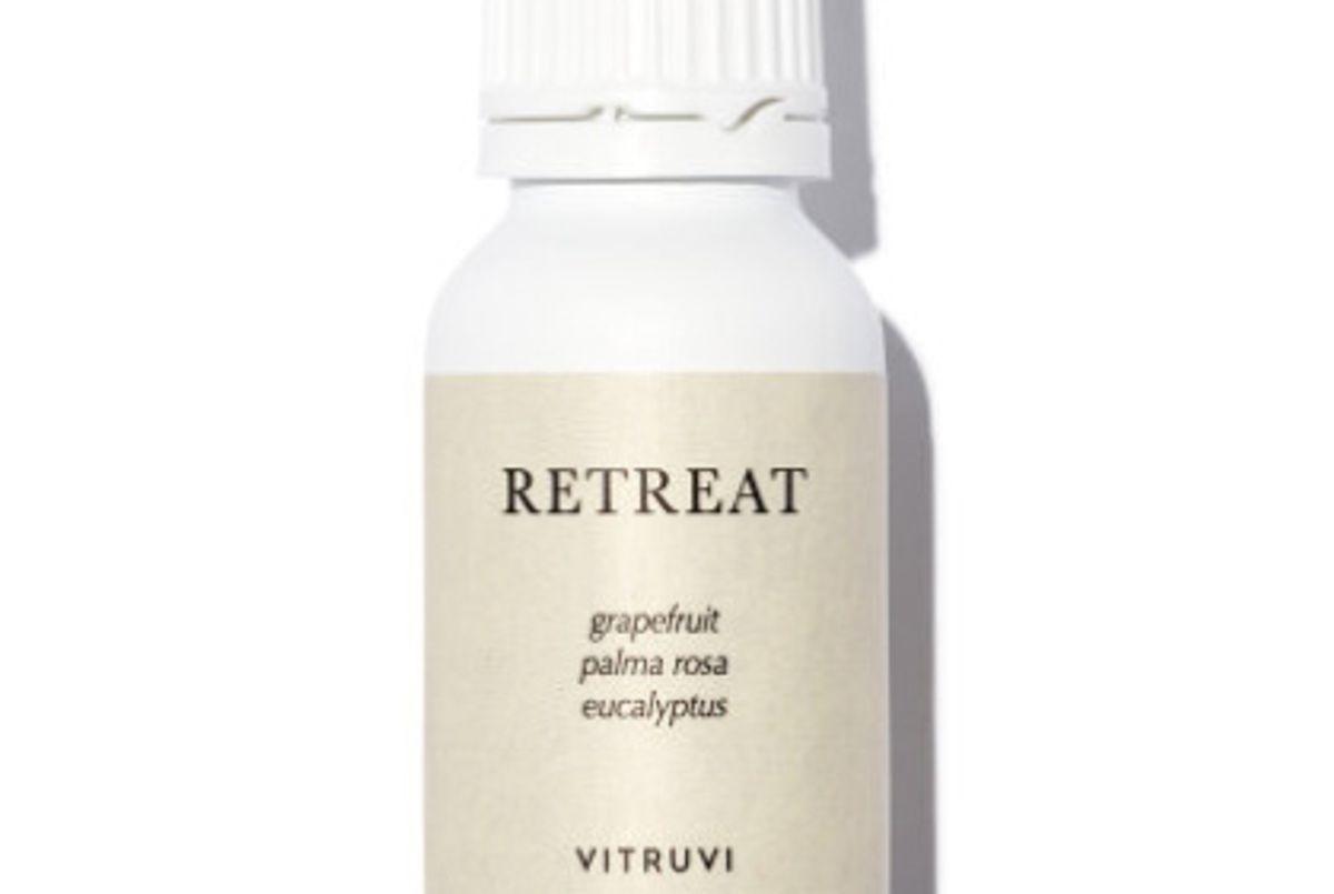 vitruvi essential oil blend retreat
