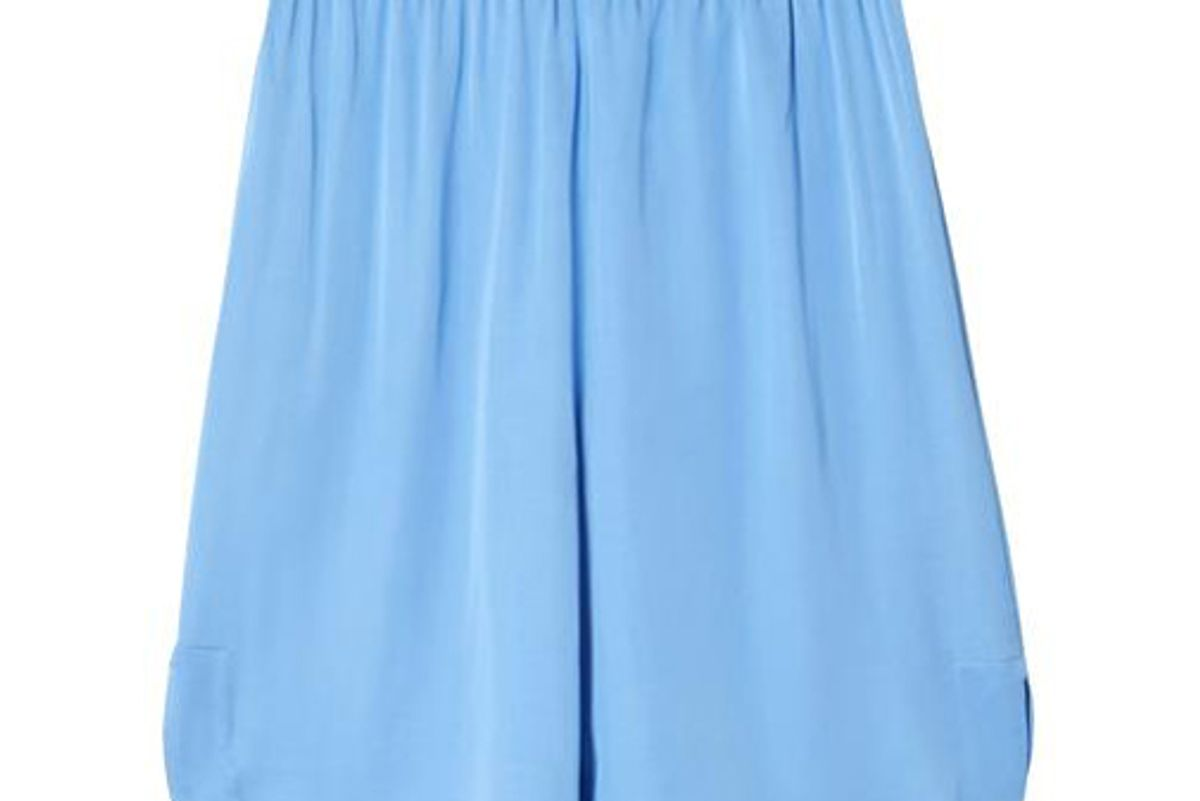 rodebjer kali shorts in bluebird blue