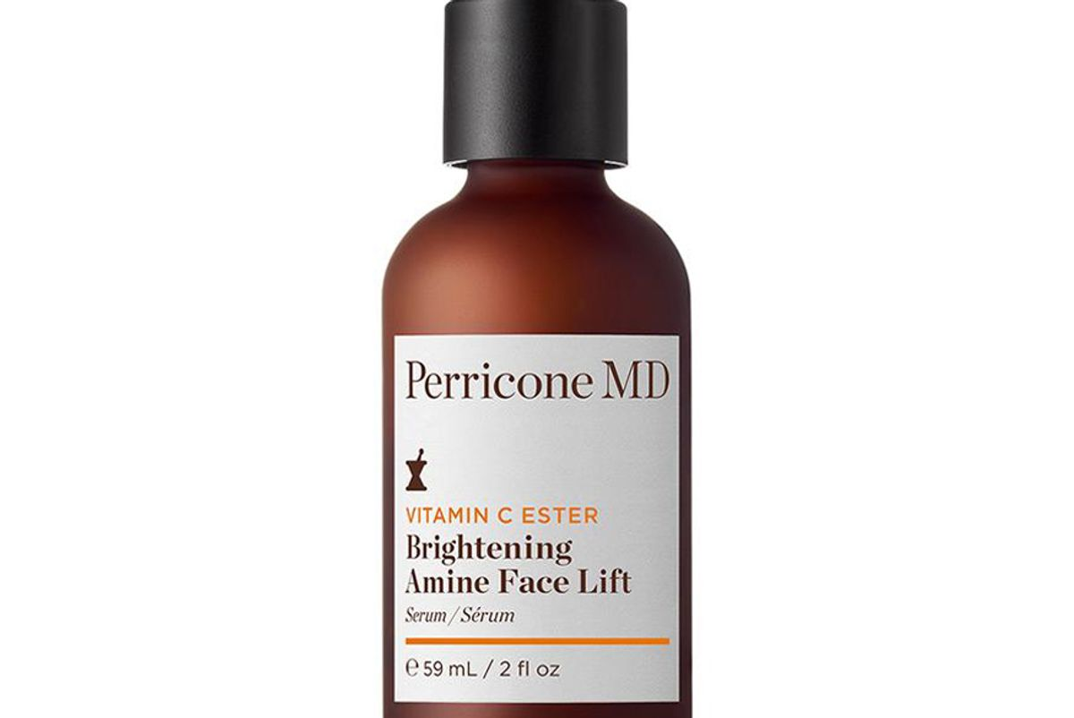 perricone md brightening amine face lift