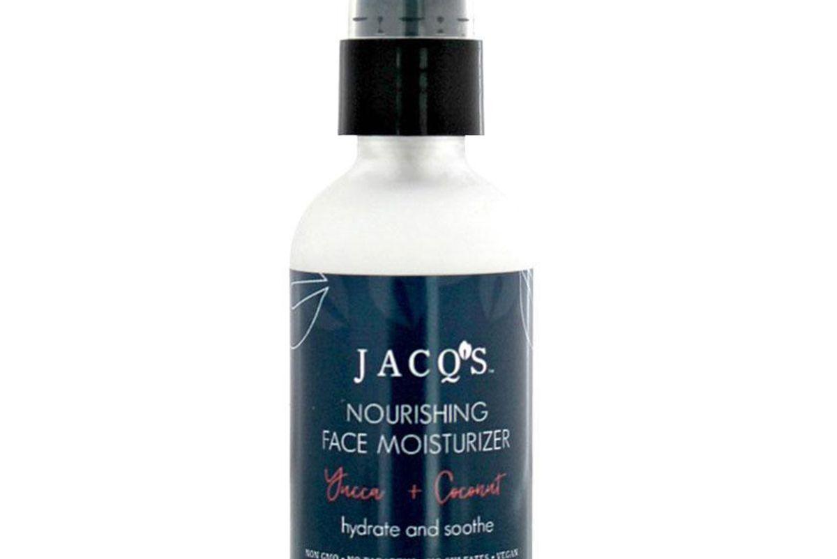 jacqs nourishing lightweight face moisturizer