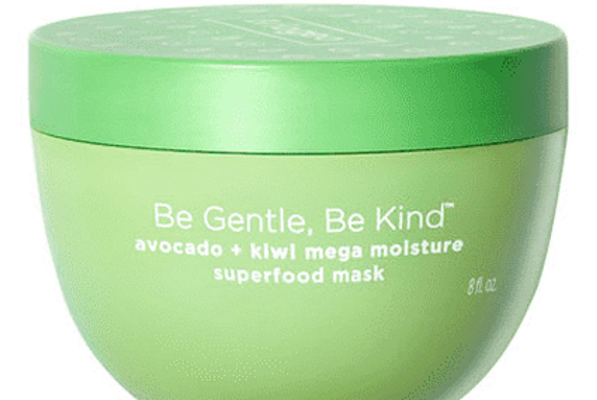 briogeo be gentle be kind avocado and kiwi mega moisture superfoods hair mask
