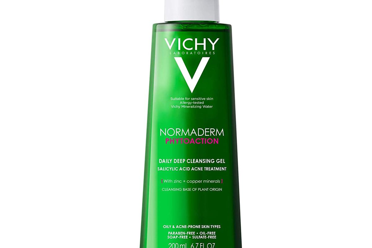 vichy normaderm phytoaction daily deep cleansing gel
