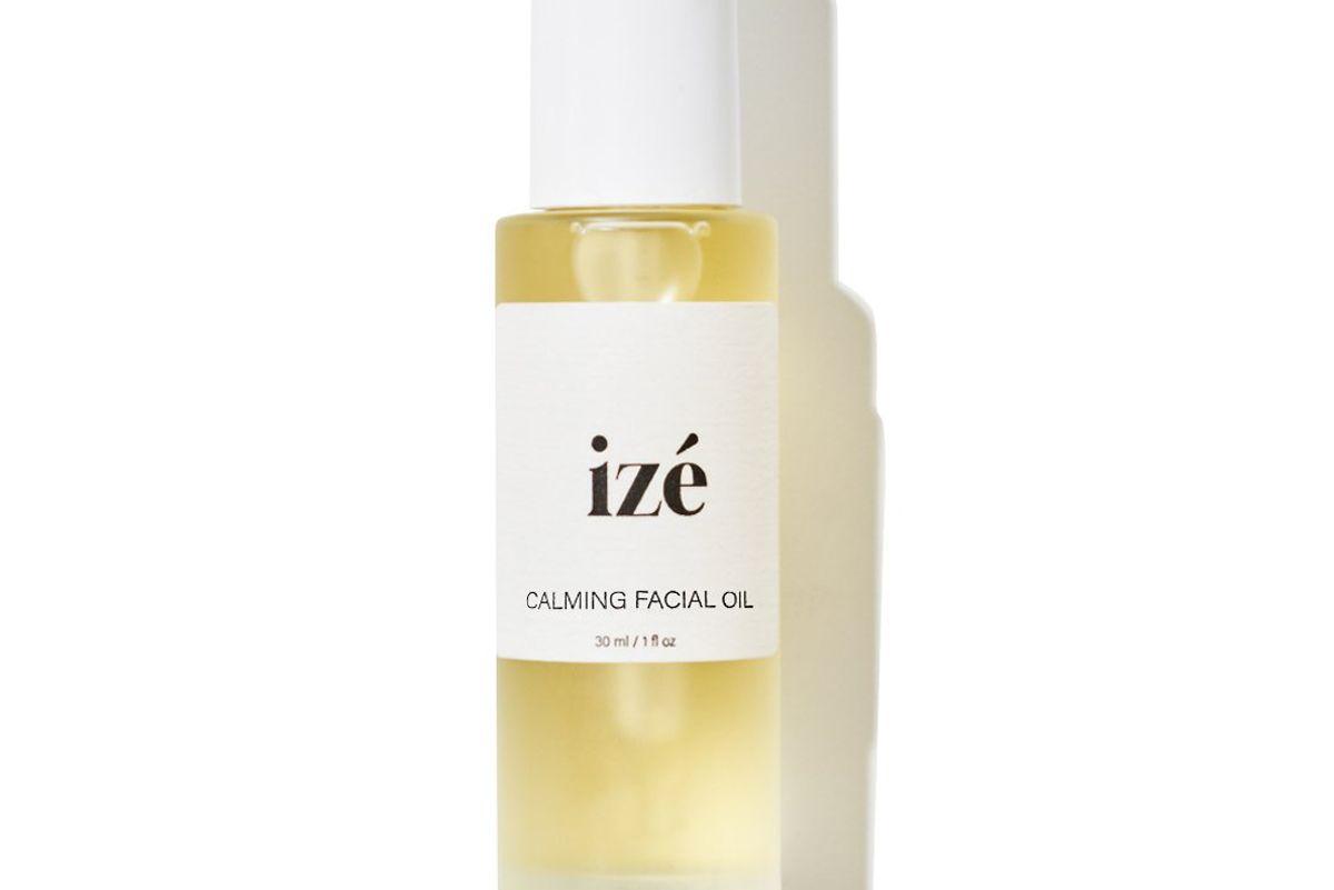 ize calming facial oil