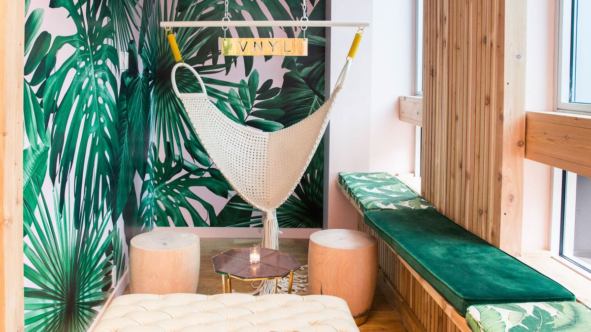 This 70s-Inspired Bar Will Make You Want To Redecorate Your Apartment