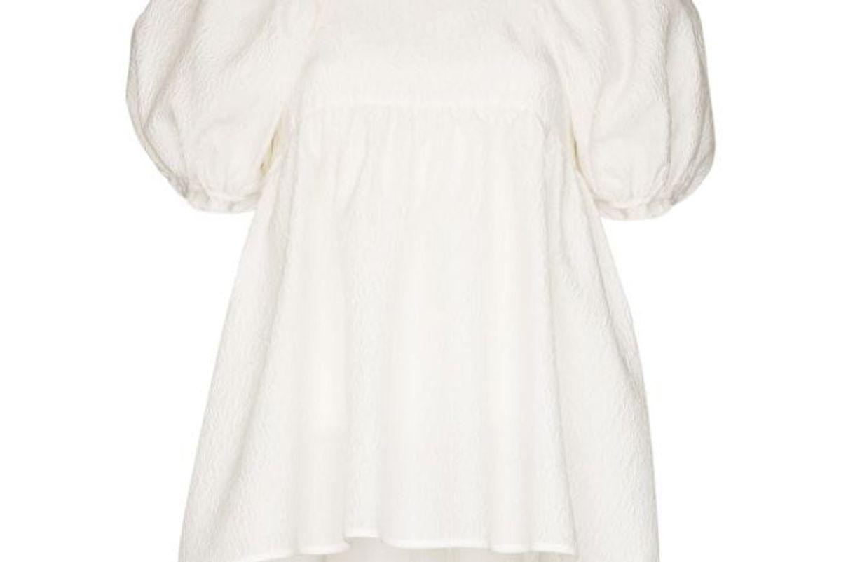 cecilie bahsen rita cotton blouse